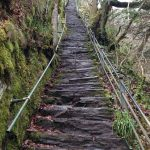 Devil's Bridge Stairs, Ceredigion